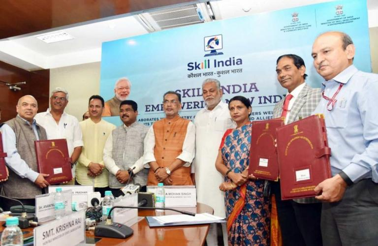 Krishi Vigyan Kendras to impart skill development for agriculture