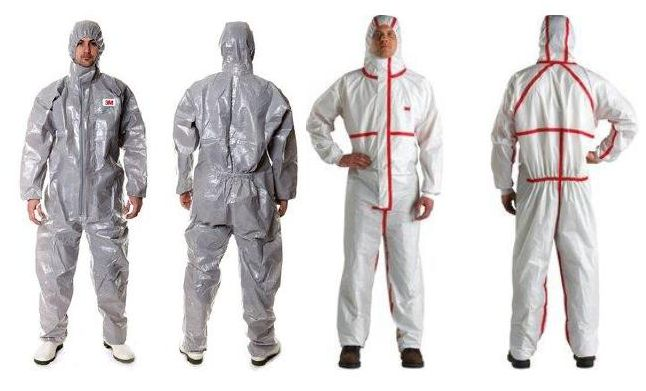 Personal protective equipments for agriculture workers
