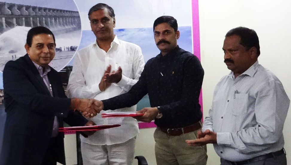 Telangana, ICRISAT sign MoU to assess Mission Kakatiya