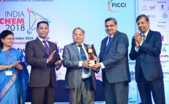 FICCI confers Dhanuka Agritech with 'Company of the Year'
