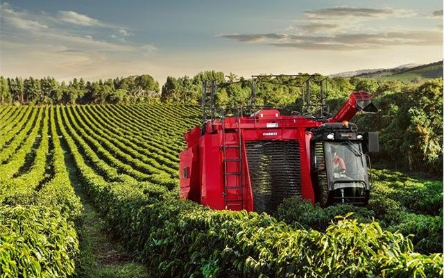 Case IH to launch Coffee Express for African market
