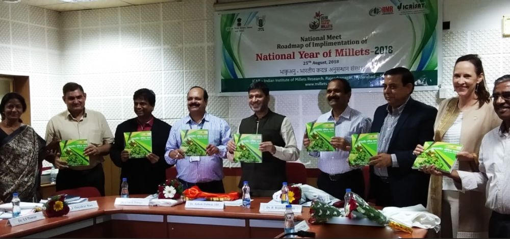 India Millet Mission campaign to begin in September